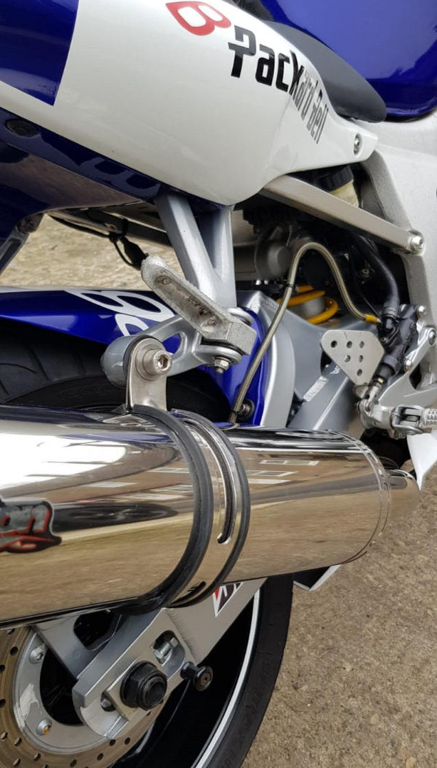 motorcycle servicing in north yorkshire